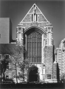 Park Avenue Christian Church Project, 1973
