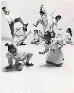 """The Goops"", Merry-G0-Rounders Dance Company, 1953"